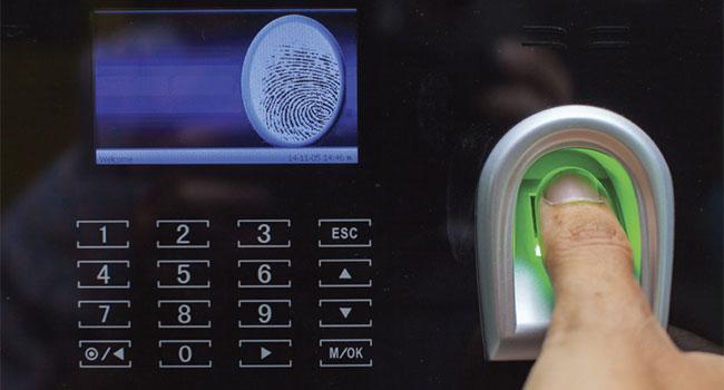 biometric system 4